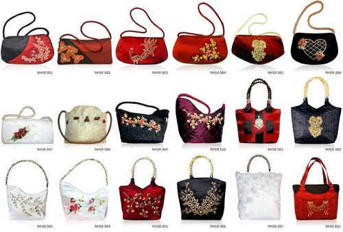 720ecc7d7670a Ladies Handbags, Purses, Clutch, Totes, Mobile Covers - Nonglait ...