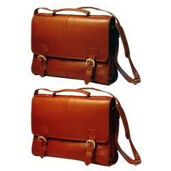 Promotional Bags - Leather Office Bags Manufacturer from Delhi