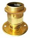 E27 Brass Batten Lamp Holder