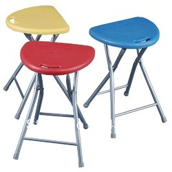Blue Plastic Stool For Home Rs 180 Piece Rs