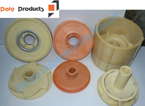 Submersible Impellers Pp Brand Impellers And Diffusers