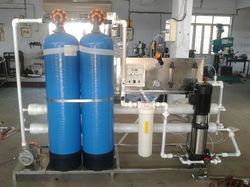 FRP Packaged Drinking Water Plant