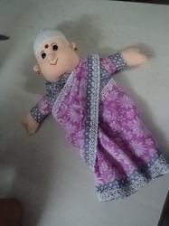 Grand Mother Puppet