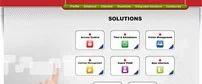 Marketing presentation with e-catalogue
