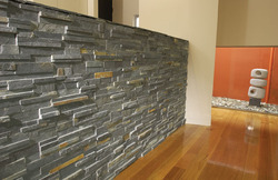 Slate Stone Wall Cladding Tile