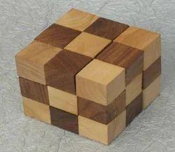 Snake Cube Puzzle Big
