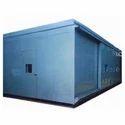 Machine Acoustic Enclosure