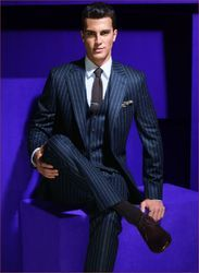 Executives Blazer Suit with Tie