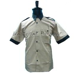 Securities Shirts Uniform- SU-12