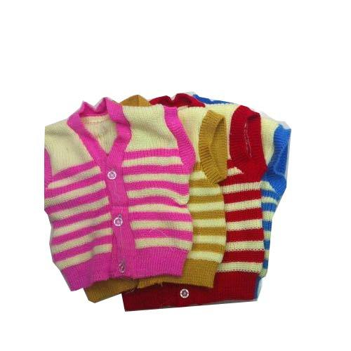 637c9ab62a8d Baby Sweater - View Specifications   Details of Baby Sweater by V M ...