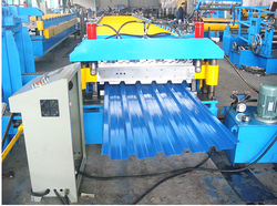 Pre-Coated Roofing Sheet Making Machine