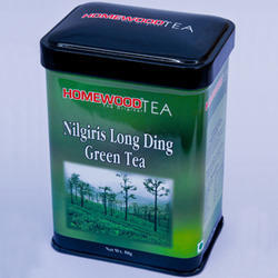 Homewood Long Ding Green Tea (50 Gms Tin Pack)