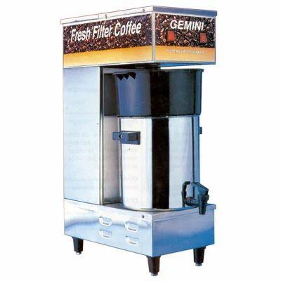 Gemini Restaurant Model Filter Coffee Maker