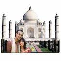 Taj Mahal Wooden Cutouts