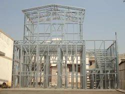 Residential Building Steel Framing System