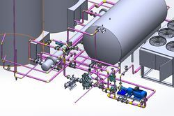 Industrial 3D Plant Designing & Modeling Services
