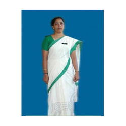 50Fancy Uniform Saree