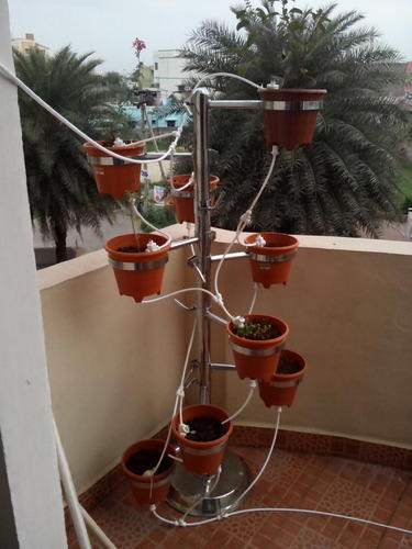 Multi Pot Plant System Auto Watering Unit At Rs 10000