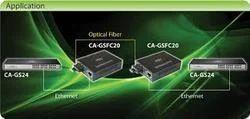 SC Type Fiber Converter