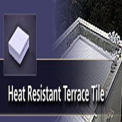 Heat Resistant Terrace Tile