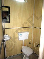 ACP Portable Toilet Block