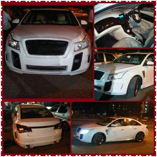 Chevrolet Cruze Body Kit - View Specifications & Details ...
