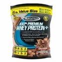 100% Premium Whey Protein 5lbs Mrp 6200