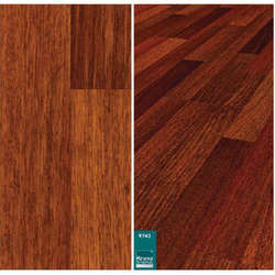 Afzelia Malay Laminated Wooden Flooring