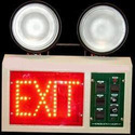Industrial Emergency Light - RISEC