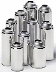 Neckin Aerosol Cans