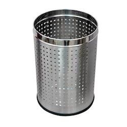 Stainless Steel Open Perforated Bin