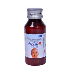 Cough Preparation Syrups