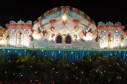 Party decoration services wedding hall decoration in jodhpur