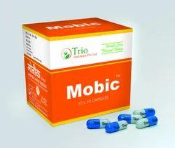 Herbal Anti-Diarrhoeal Capsules - Mobic Capsules