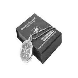 Bio Magnetic Silver Pendent