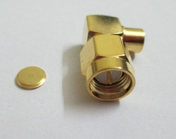 SMA (M) R/A for Rg 402