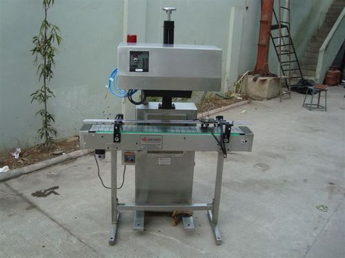 Automatic Carbon Steel Induction Cap Sealing Machine