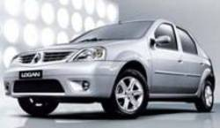 Mahindra Renault Logan Edge Car