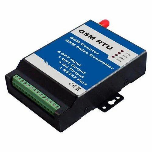 RS232 Port GSM RTU  Pulse Controller