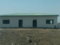 Commercial Building Steel Framing System