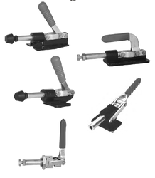 Push Pull Action Toggle Clamp Front Base