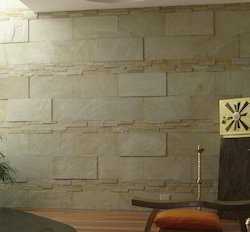 White Sandstone Wall Cladding
