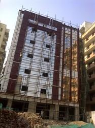 Front Elevation Glazing Facade Service Provider