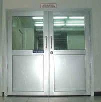 Aluminum Doors Fabrication Services