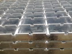Hot Dip Galvanizing Grating
