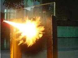 Fire Resistant Glass At Best Price In India