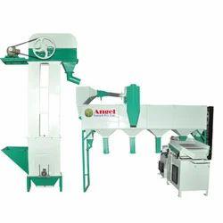 Green Gram Cleaning Machine