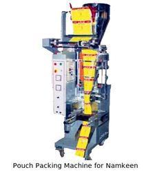 Pouch Packing Machine for Namkeen