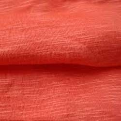 Knitted Slub Fabric