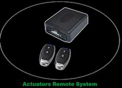Remote Control For Actuator